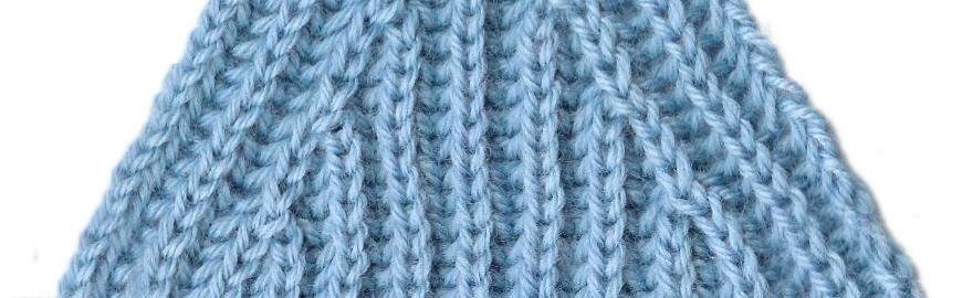 Knitting Decreases Slant Left : Basic decreases brioche stitch