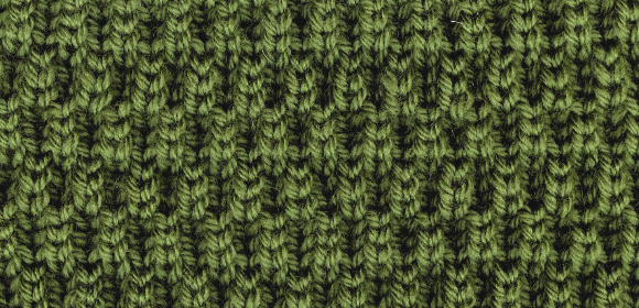 Syncopated Brioche Stitch Brioche Stitch